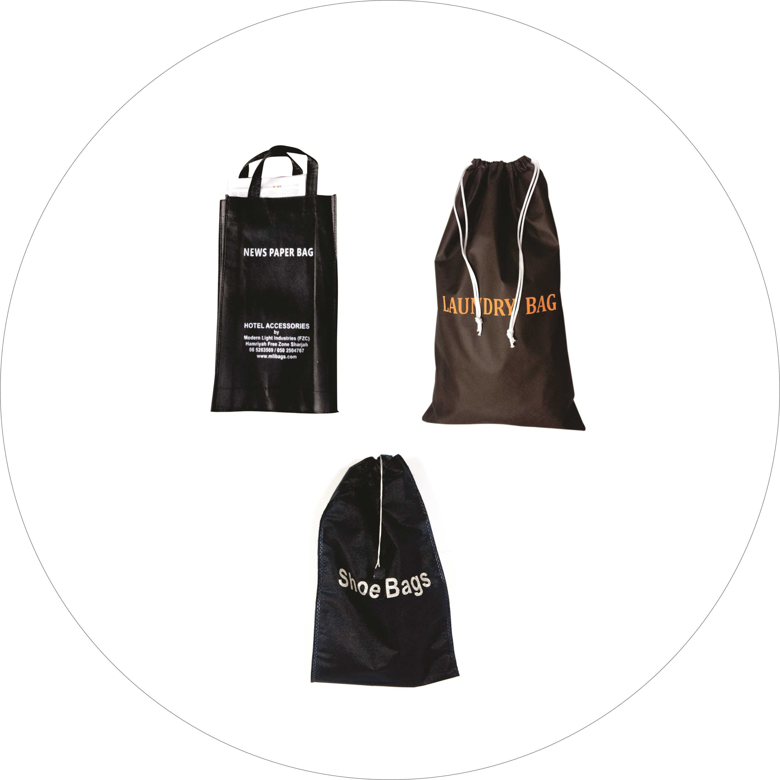 Modern Light Industries F Z C – Non Woven Variety of Bags